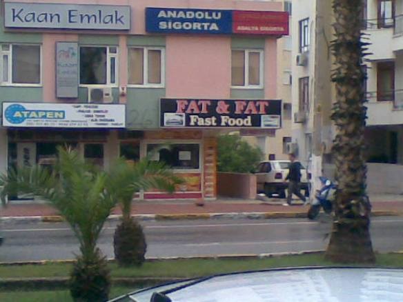 Western fast food has become all too popular in Turkey