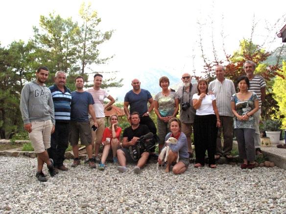 'The team' in Dikencik